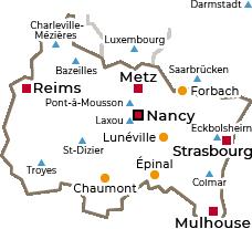 Centres régionaux 2019 - Grand Est - petit